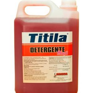 Titila Detergente Maçã