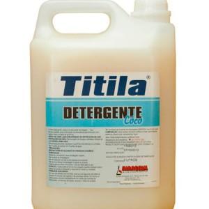 Titila Detergente Côco
