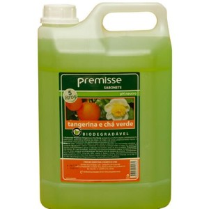 Premisse sabonete tangerina e chá verde