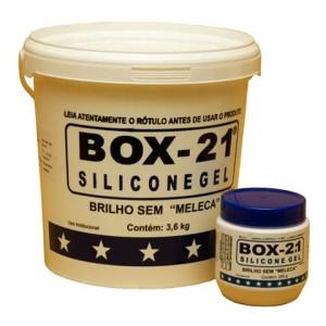 Box -21 Silicone Gel