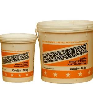 Box- Wax