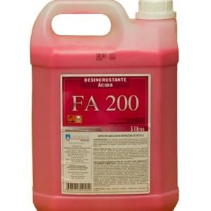 Desincrustante Ácido FA 200